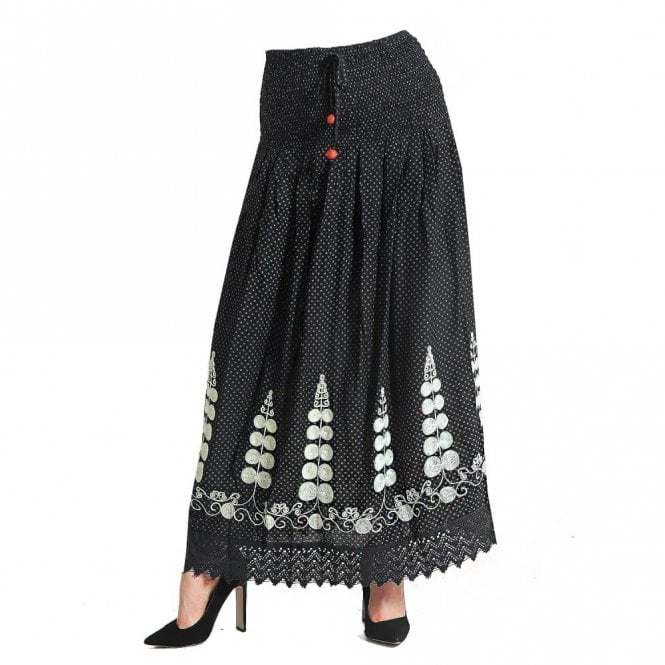 Cotton Long Skirt ML 06150