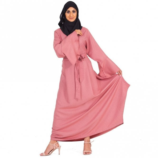 Umbrella Cut Abaya ML 31694