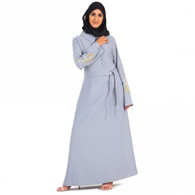 Umbrella Cut Abaya ML 31682