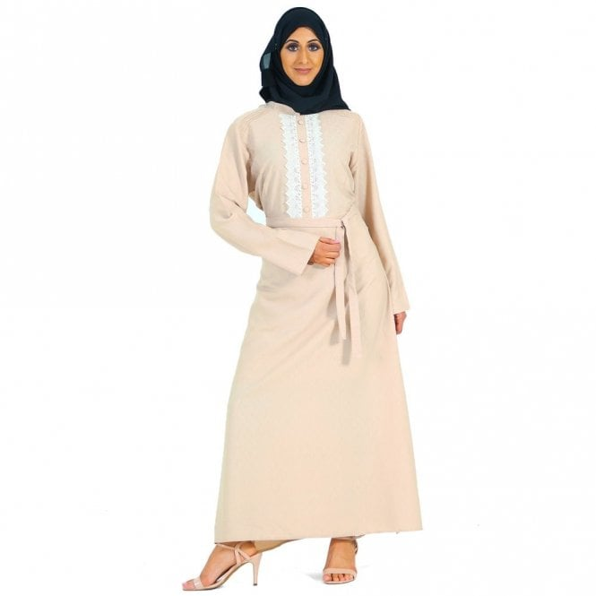 Umbrella Cut Abaya ML 31684