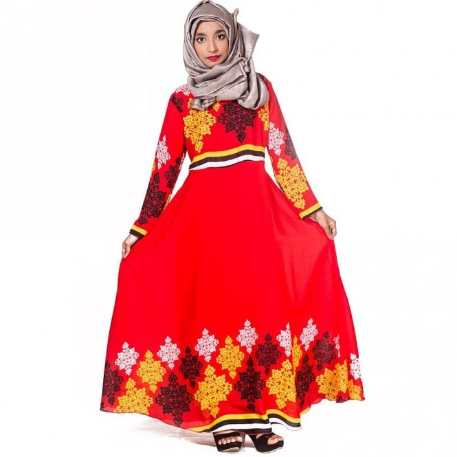 Children Abaya ML 31733