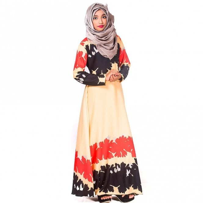 Children Abaya ML 31730