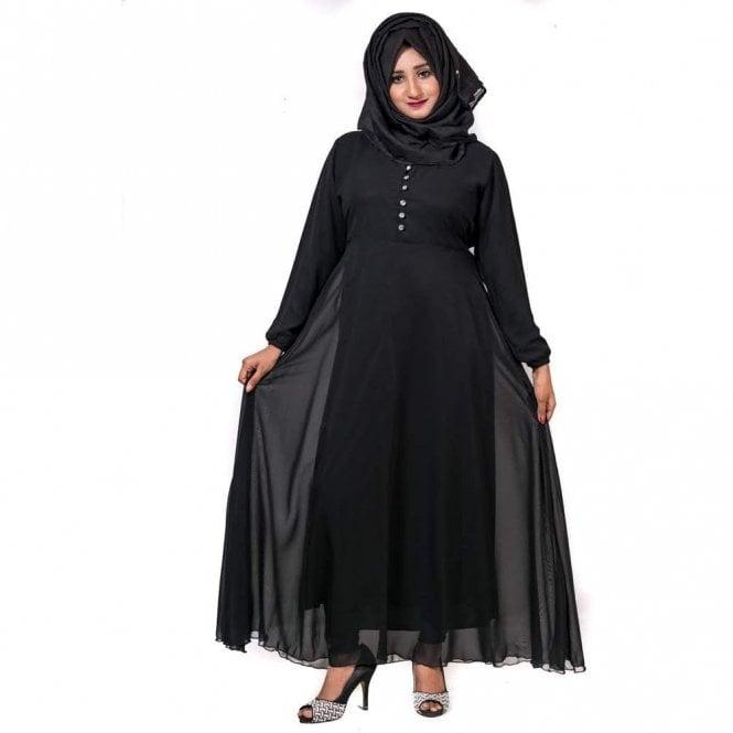 Umbrella Cut Abaya ML 31745