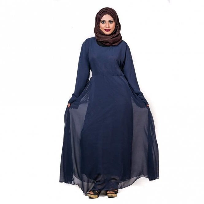 Umbrella Cut Abaya ML 31750