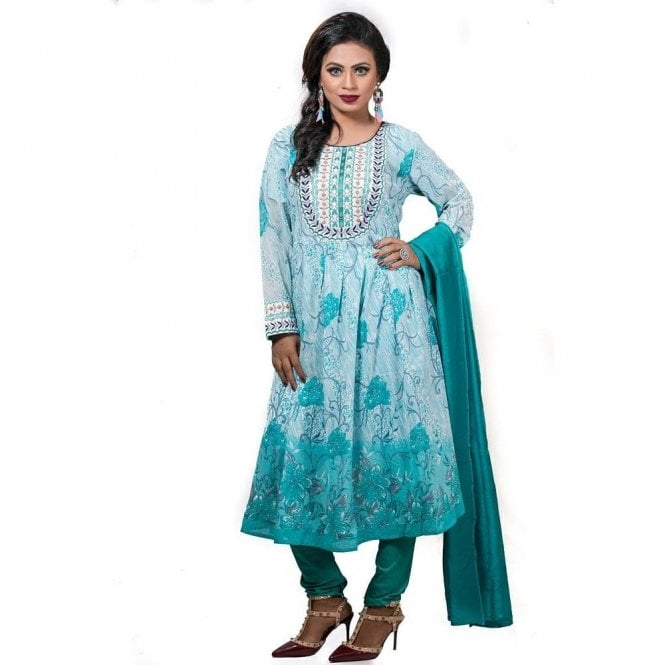 Churidar Suit ML 12528