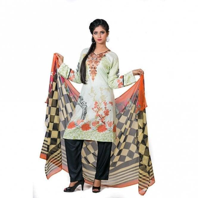 Salwar Suit ML 12537 Lawn Suit