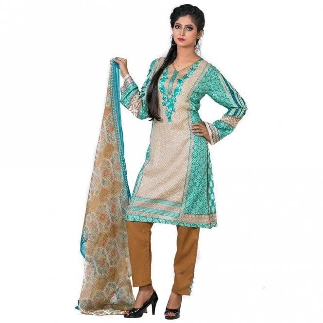 Salwar Suit ML 12538 Lawn Suit