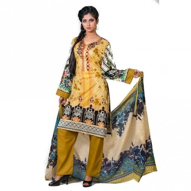 Salwar Suit ML 12539 Lawn Suit