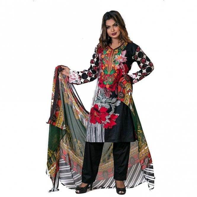 Salwar Suit ML 12542 Lawn Suit