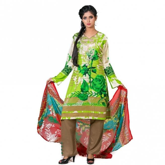 Salwar Suit ML 12543 Lawn Suit