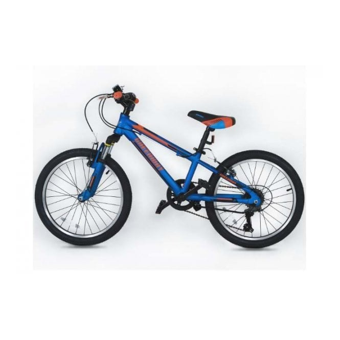 Kids Bikes KB 08:BOYS 20 INCH MOUNTAIN BIKE ALLOY HIGH SPEC