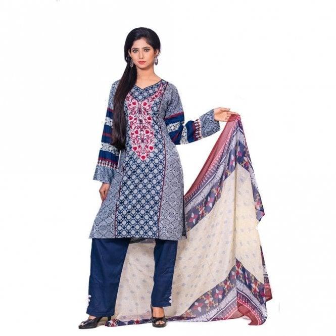 Salwar Suit ML 12582 Lawn Suit