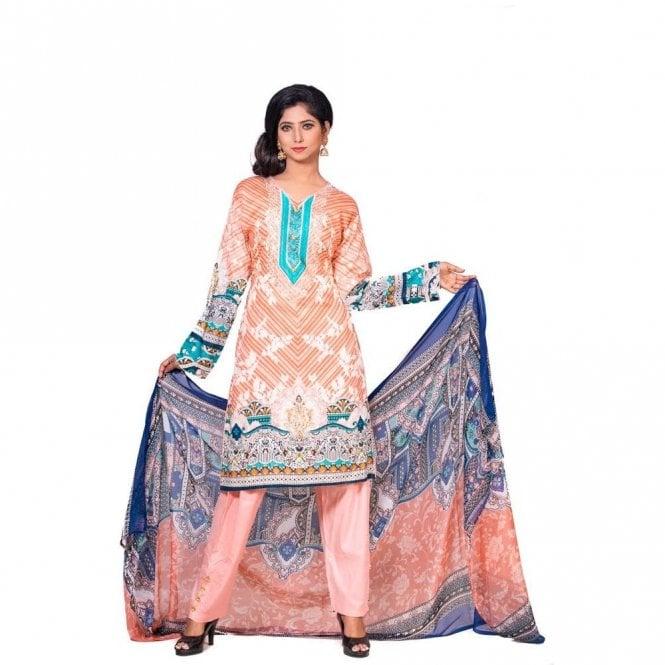 Salwar Suit ML 12584 Lawn Suit