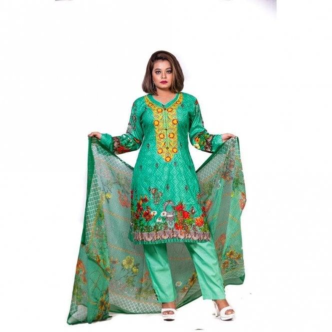 Salwar Suit ML 12587 Lawn Suit