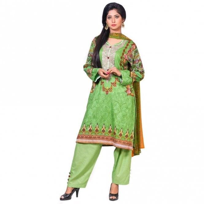 Salwar Suit ML 12580 Lawn Suit