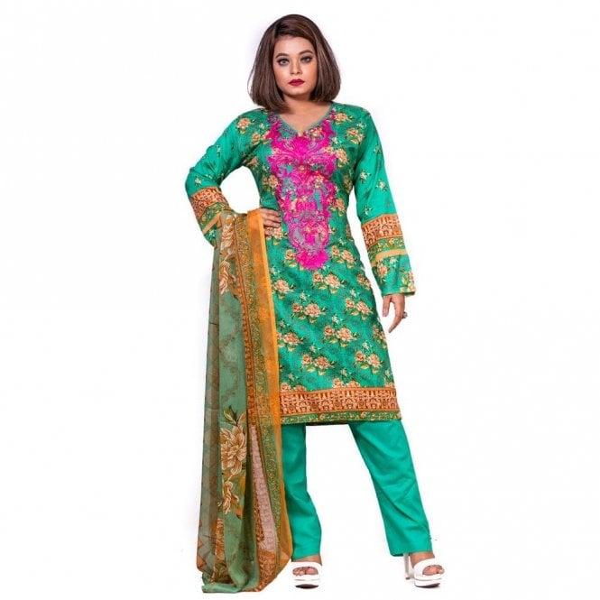 Salwar Suit ML 12590 Lawn Suit