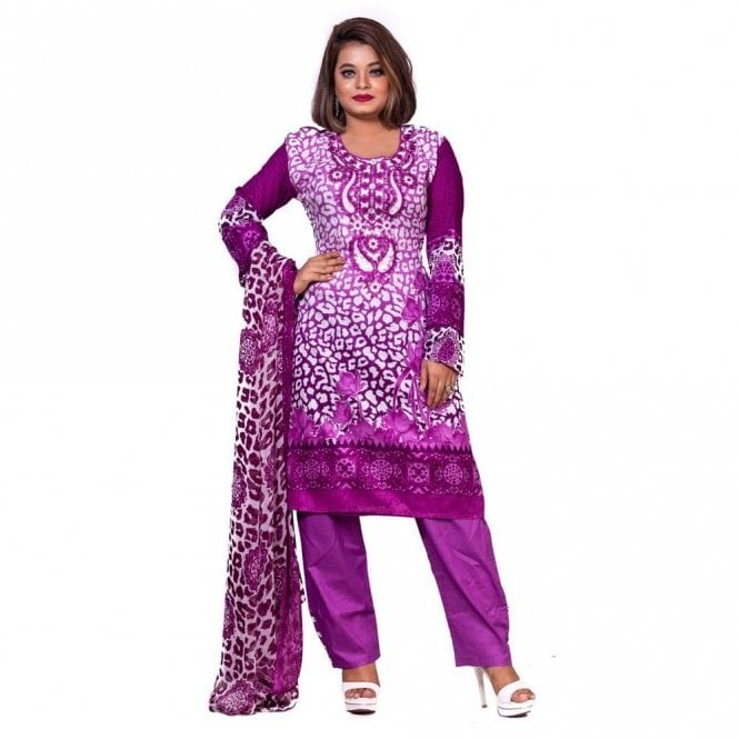 Salwar Suit ML 12591 Lawn Suit