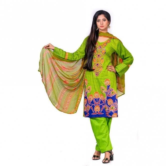 Salwar Suit ML 12592 Lawn Suit
