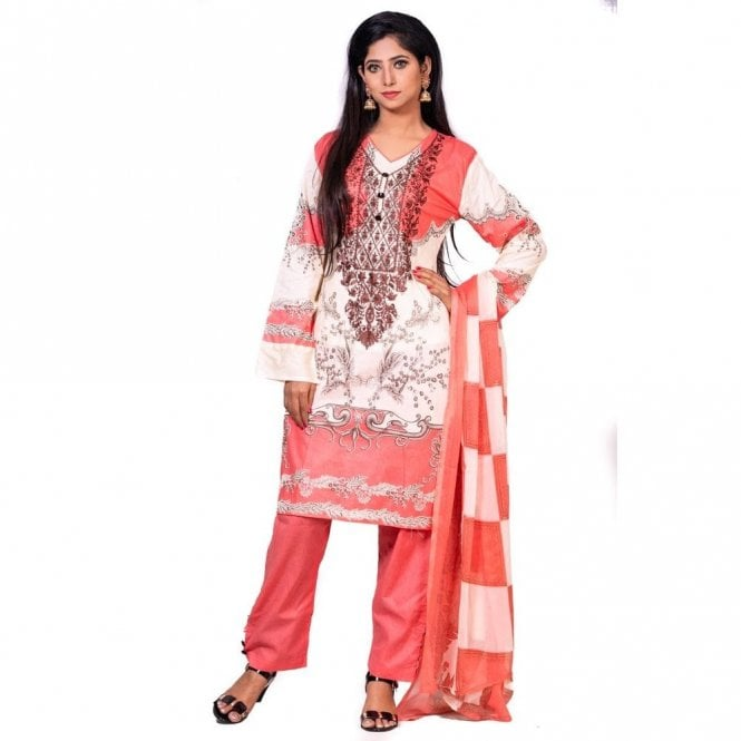 Salwar Suit ML 12593 Lawn Suit