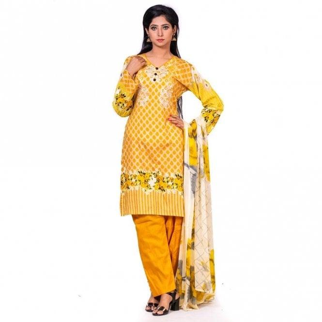Salwar Suit ML 12594 Lawn Suit