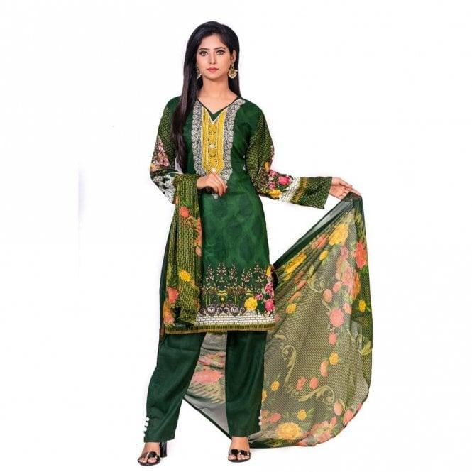 Salwar Suit ML 12595 Lawn Suit