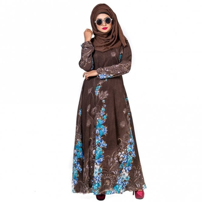 Umbrella Cut Abaya ML 31795