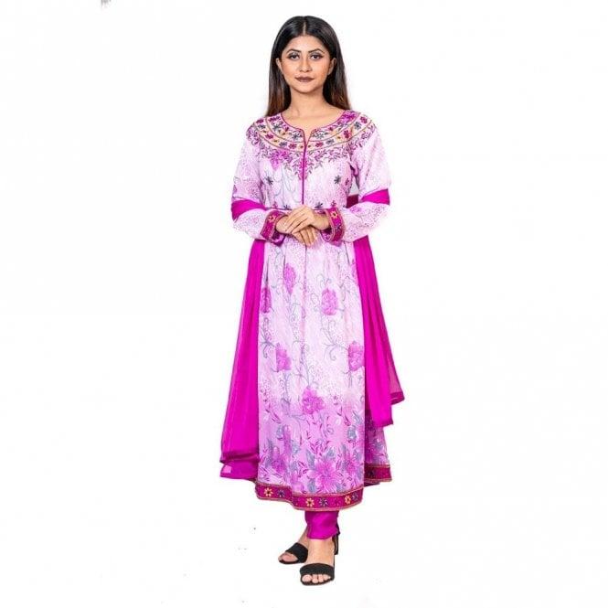 Churidar Long Dress Suit ML 12597
