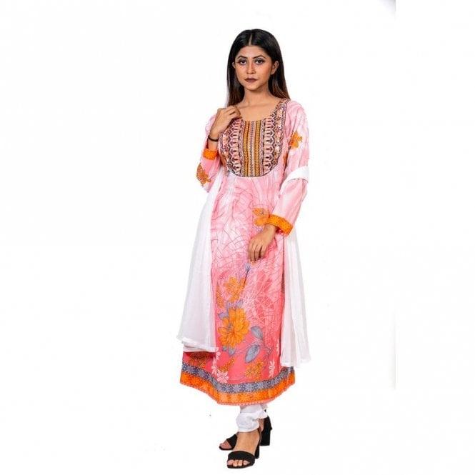 Churidar Long Dress Suit ML 12603