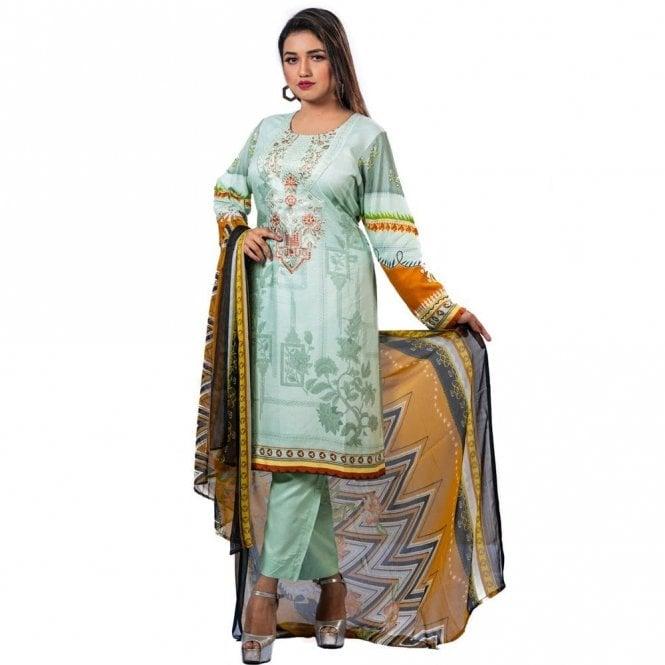 Linen Suit: ML 12609