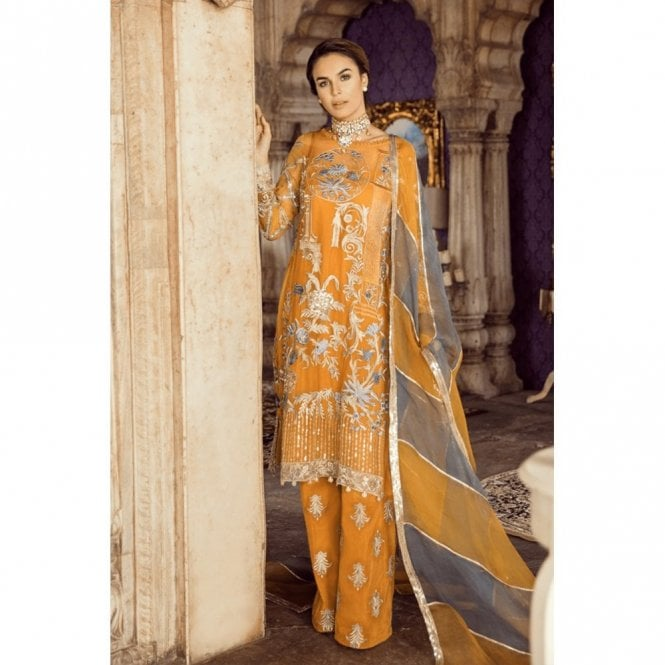 Unstitched Fabric Suits: ML 12640
