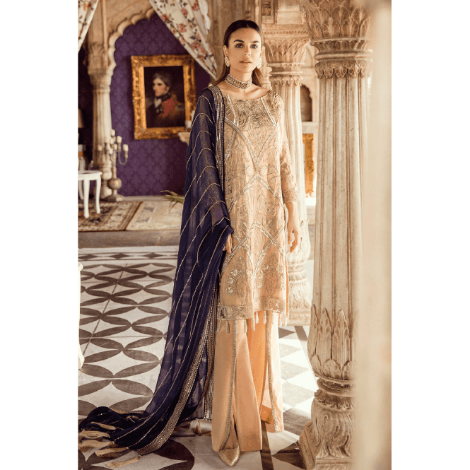 Unstitched Fabric Suits: ML 12642