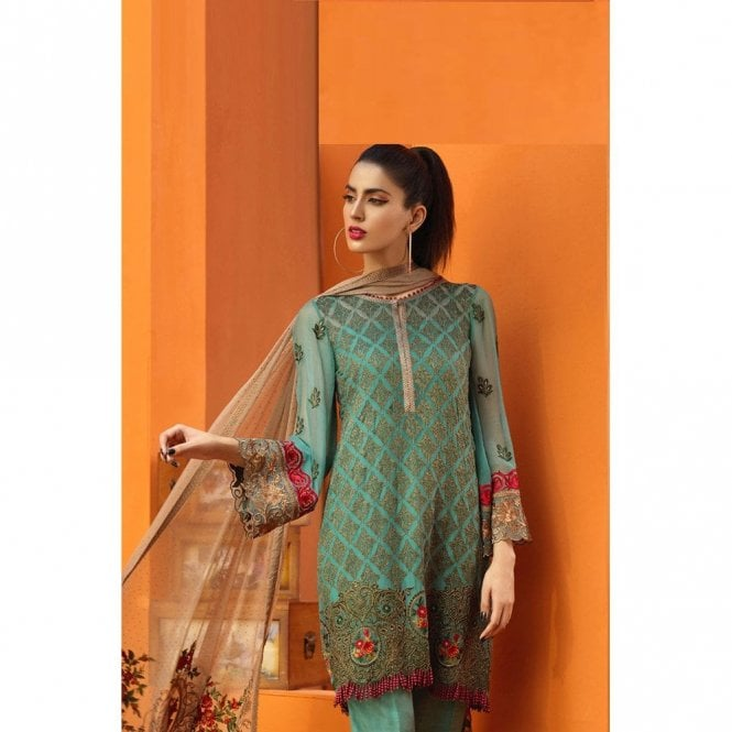 Unstitched Fabric Suits: ML 12653 - PETIOLE