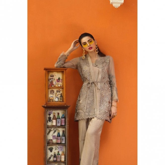 Unstitched Fabric Suits: ML 12654 - DALLAS