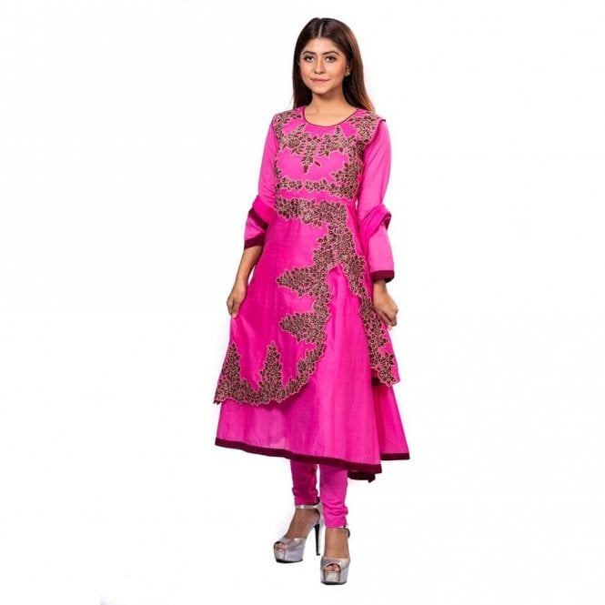 Churidar Suit ML 12693