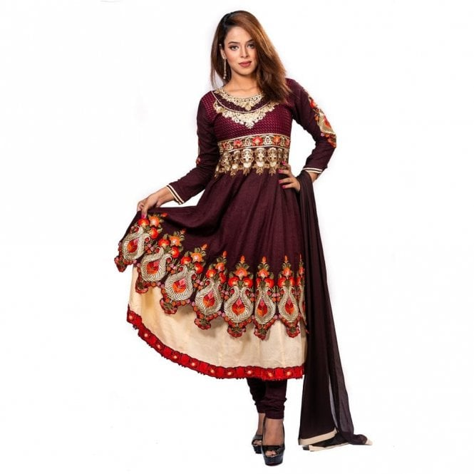 Churidar Suit ML 12701