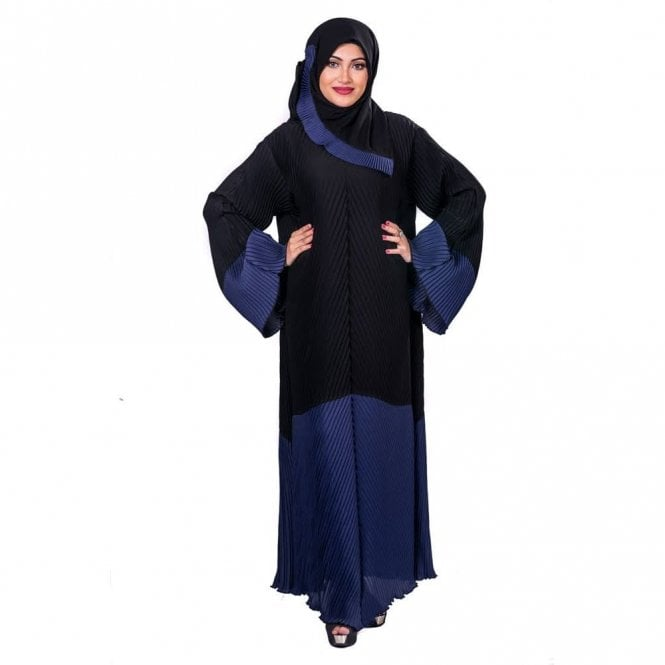 Umbrella Cut Abaya ML 31821