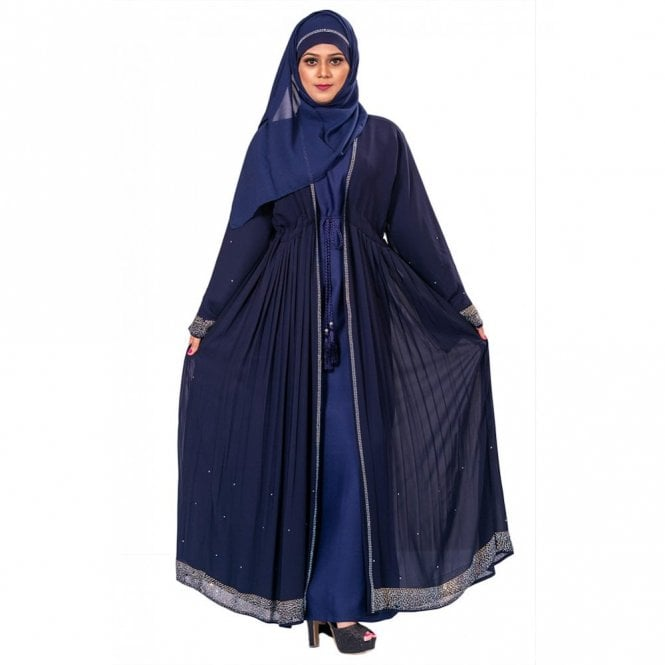 Umbrella Cut Abaya ML 31882