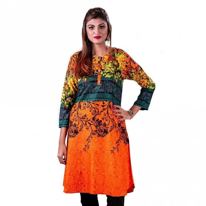 ML 12789 Ladies Kurta Top