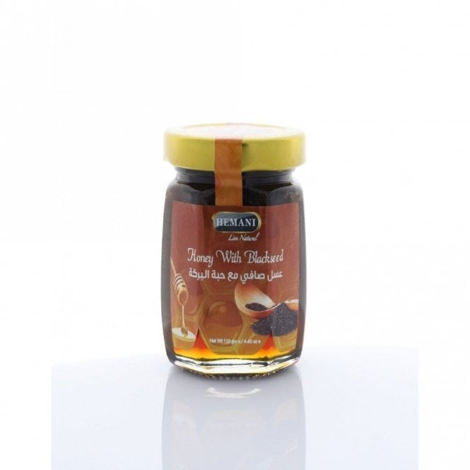 Health:: MLP 079 Hemani Honey with Black Seed (125g)