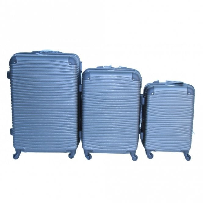 "ML T45 Hard-shell Spinner wheels 3 Pcs Durable Luggage Sets (20,24 & 28"")"