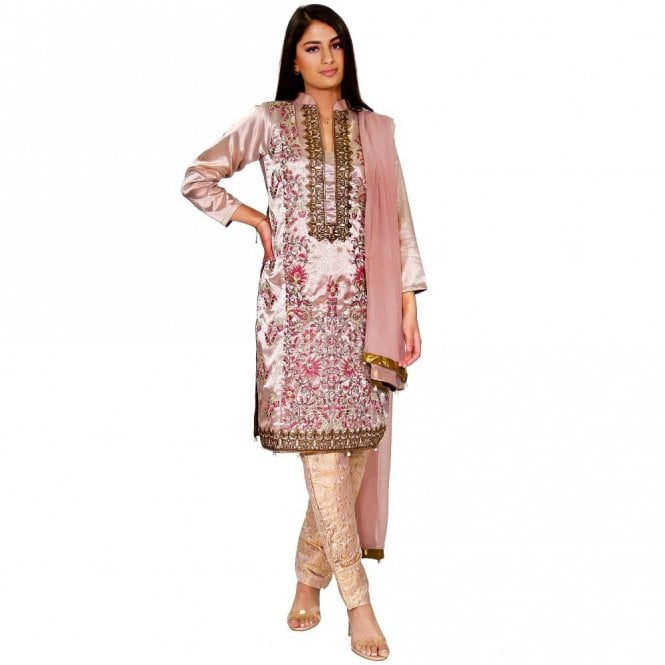 Churidar Suit ML 12837