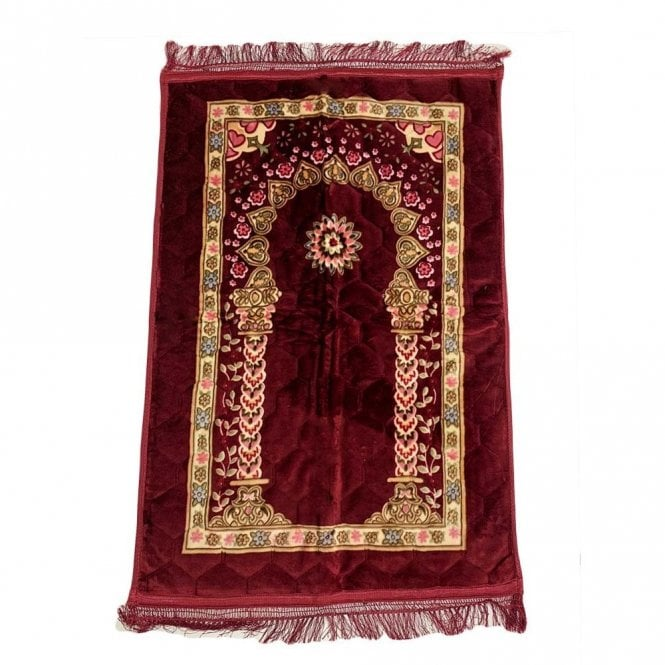 Islamic:: Prayer Mat / Rug / Musallah / Janamaz [ML 78R]