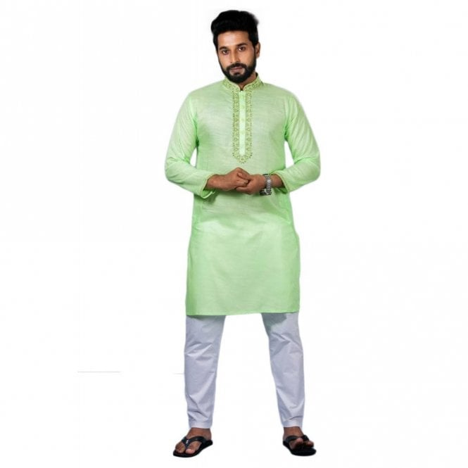 ML 546 Panjabi Pajama Set