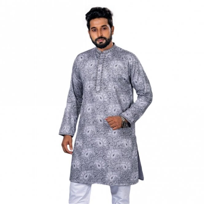 ML 549 Panjabi Pajama Set
