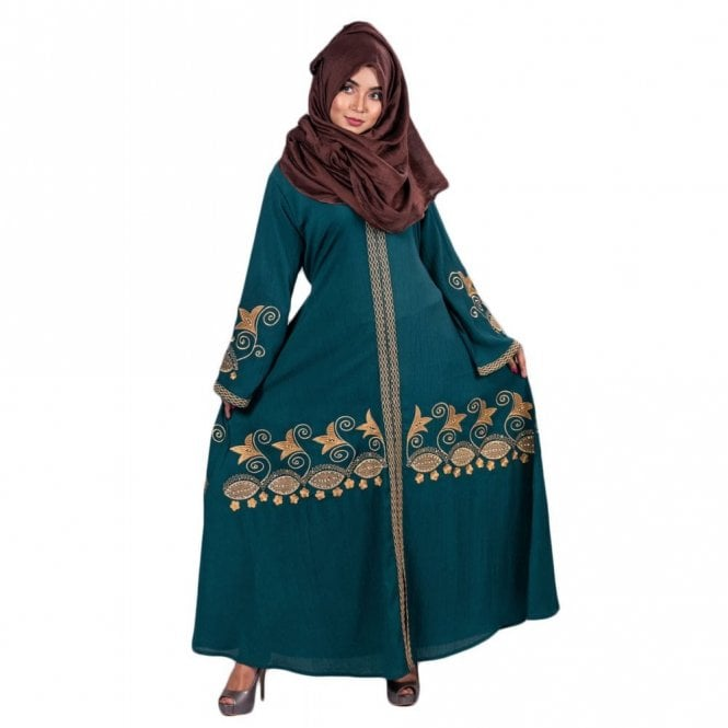Umbrella Cut Abaya ML 31953