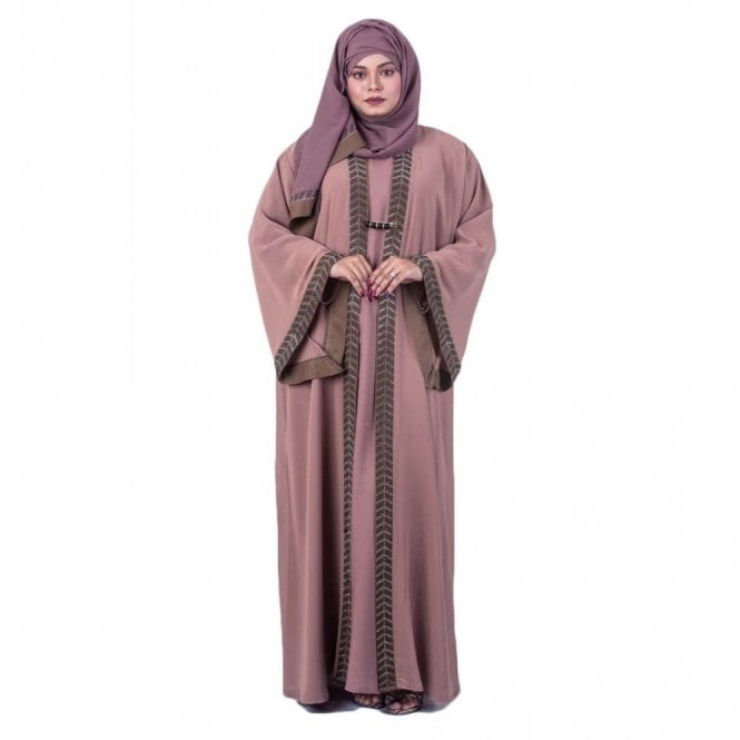 Umbrella Cut Abaya ML 31994
