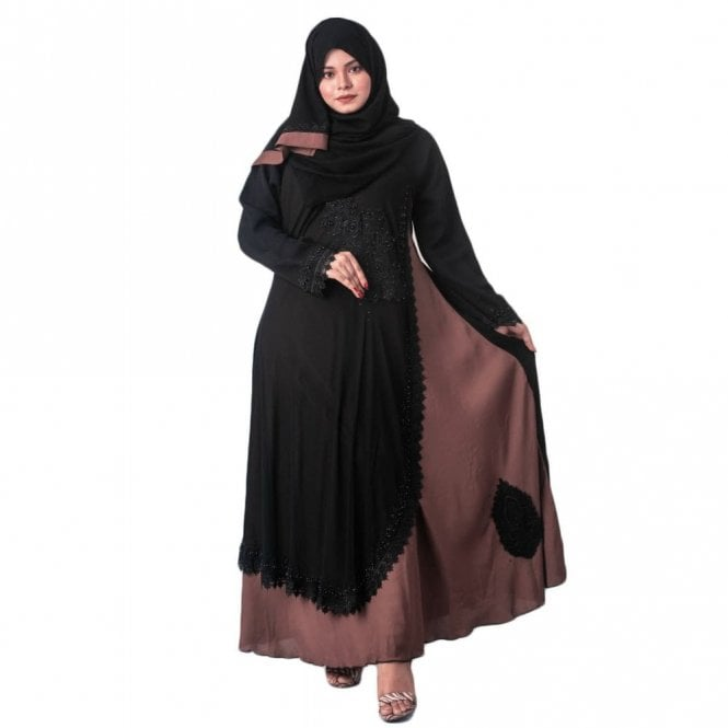 Umbrella Cut Abaya ML 32010