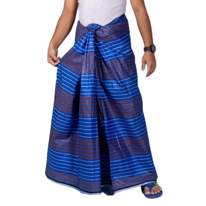 ML 570 Men's Cotton Stitched Lungi