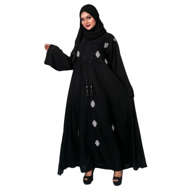 Umbrella Cut Abaya ML 32023