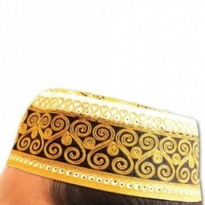 Namaz/Prayer Cap (Topi) [ML 011442]